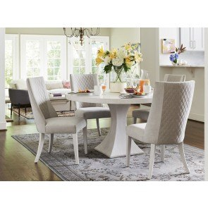 Sonnet Dining Room Set W Essence Chairs Cramco 1 Reviews