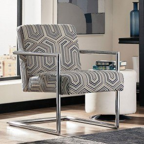 Prelude Champagne Showood Accent Chair Signature Design