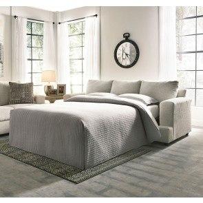 San Lucas Harness Queen Sofa Sleeper Signature Design By