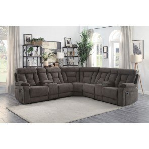 Brody Cafe Left Facing Chaise Sectional Signature Design