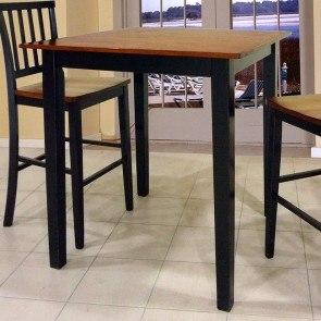 Arlington 42 Inch Pub Table (Black/Java)