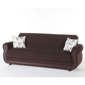 Zia - Mocha Queen Sofa Sleeper Signature Design ...