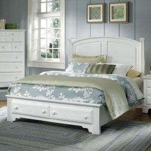 Surrey Bay Poster Bed Coffee Progressive Furniture