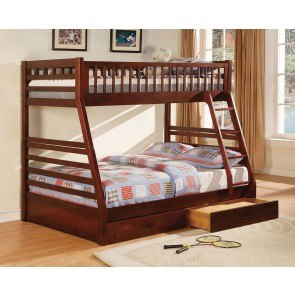 Jason Bunk Bed With Trundle Acme Furniture 1 Reviews