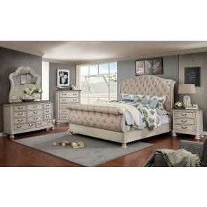 Martini Suite Storage Platform Bedroom Set Millennium 1