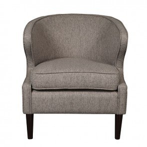 Windsor Vintage French Fabric Chair Armen Living