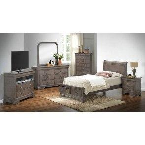 Big Sur Vista Point Bookcase Bedroom Set Legacy Classic