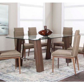 Hayden Trestle Dining Table Intercon Furniture 4 Reviews