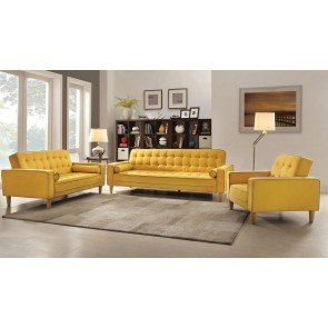 Masoli Mocha Sectional Living Room Set Signature Design