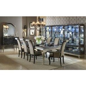 Yorkshire Formal Dining Room Set MainLine Furniture   Furniture Cart