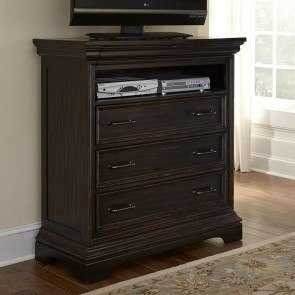 Media Chests Tv Bedroom Furniture With Wood Type