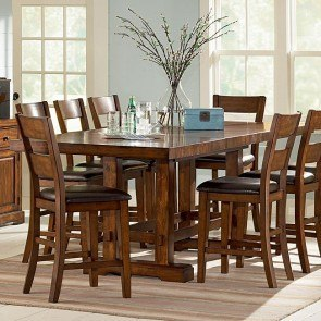Makelim Counter Height Dining Table Coaster Furniture