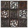 Amenia Metal Wall Art