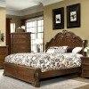 Romantic Dreams Sleigh Bed