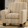 Figure Eight - Candy Accent Chair