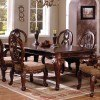 Tuscany II Dining Table (Antique Cherry)