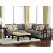 Chamberly Alloy Modular Sectional Set