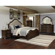 Muirfield Upholstered Headboard Bedroom Set