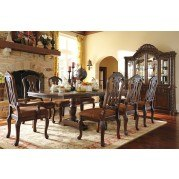 North Shore Pedestal Dining Room Set
