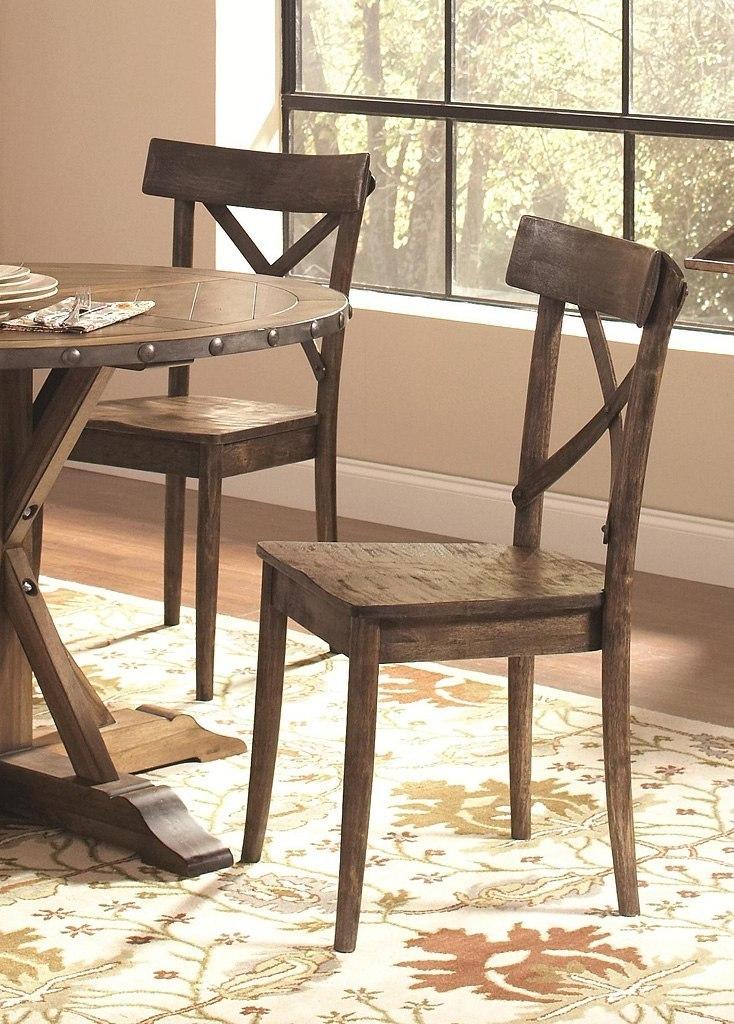 Coronado Bent Wood Side Chair Set Of 2 Largo Furniture Cart