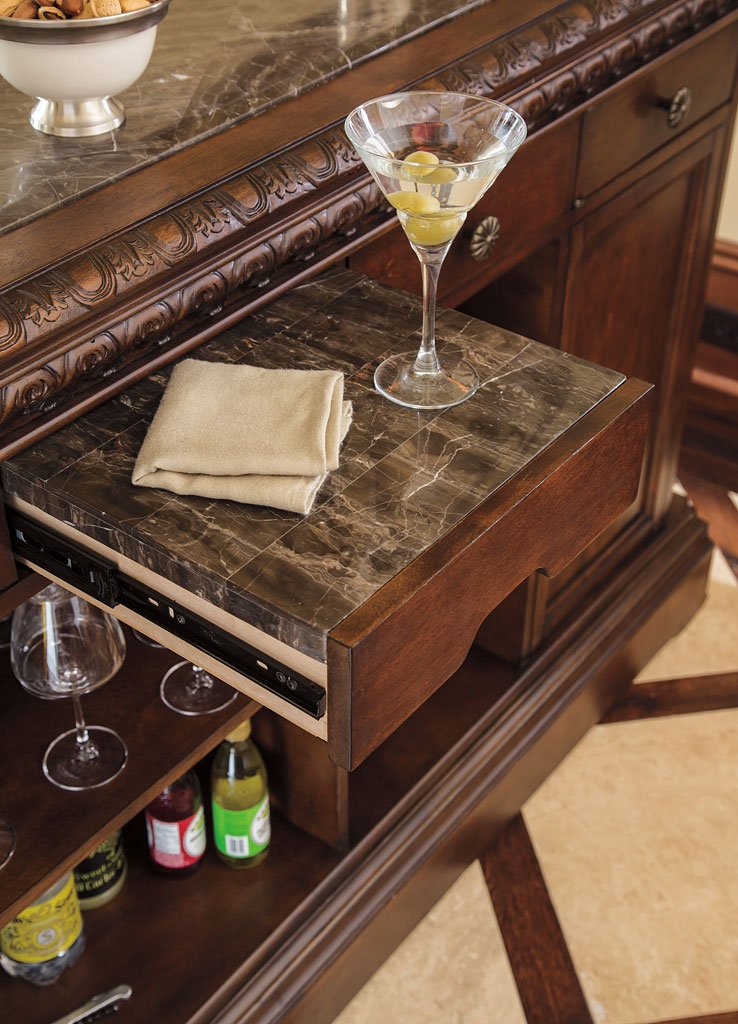 North Shore Home Bar Set Millennium 4 Reviews Furniture