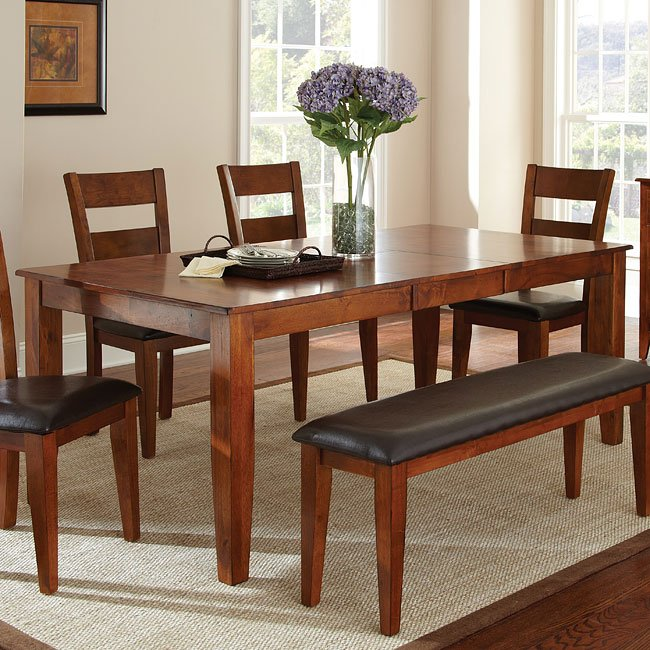 Mango Dining Room Set Steve Silver Furniture Furniture Cart