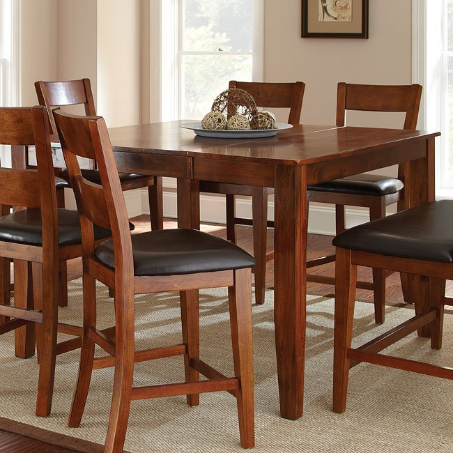 Mango Counter Height Dining Room Set Steve Silver
