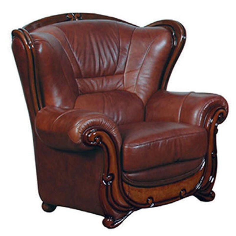 100 Leather Living Room Set ESF Furniture