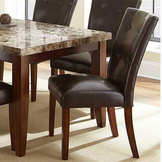 buy online 4639f 83b43 Montibello Dining Room Set w/ 70 inch Table
