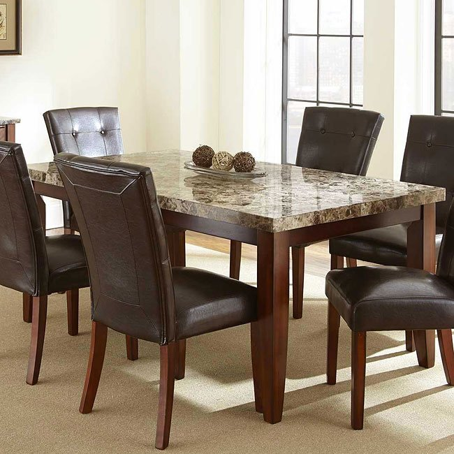 Superbe Montibello 70 Inch Dining Table By Steve Silver Furniture