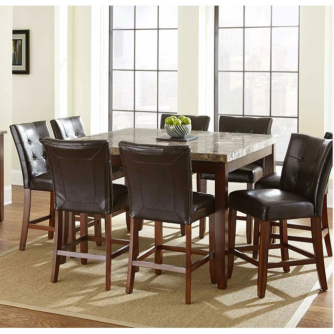 Exceptionnel Montibello Counter Height Dining Room Set