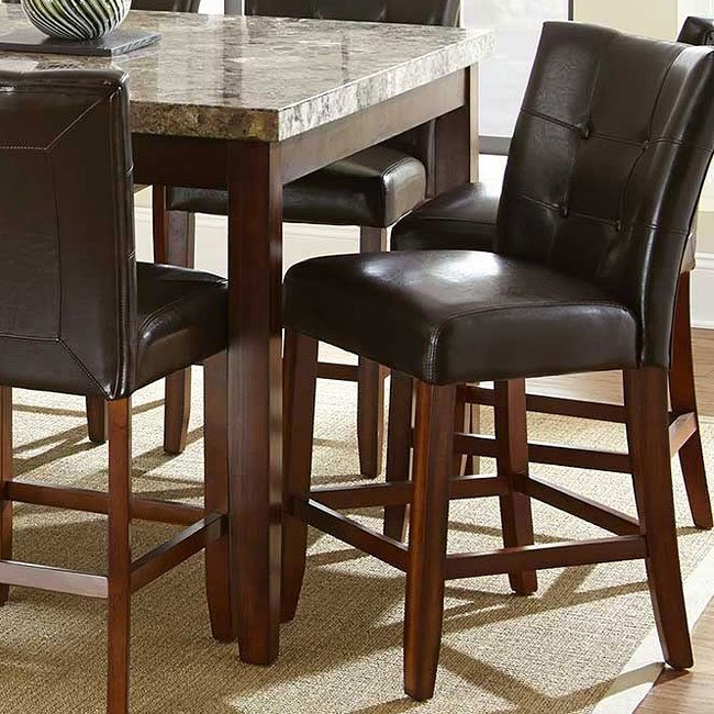 Montibello Counter Height Storage Dining Room Set Steve