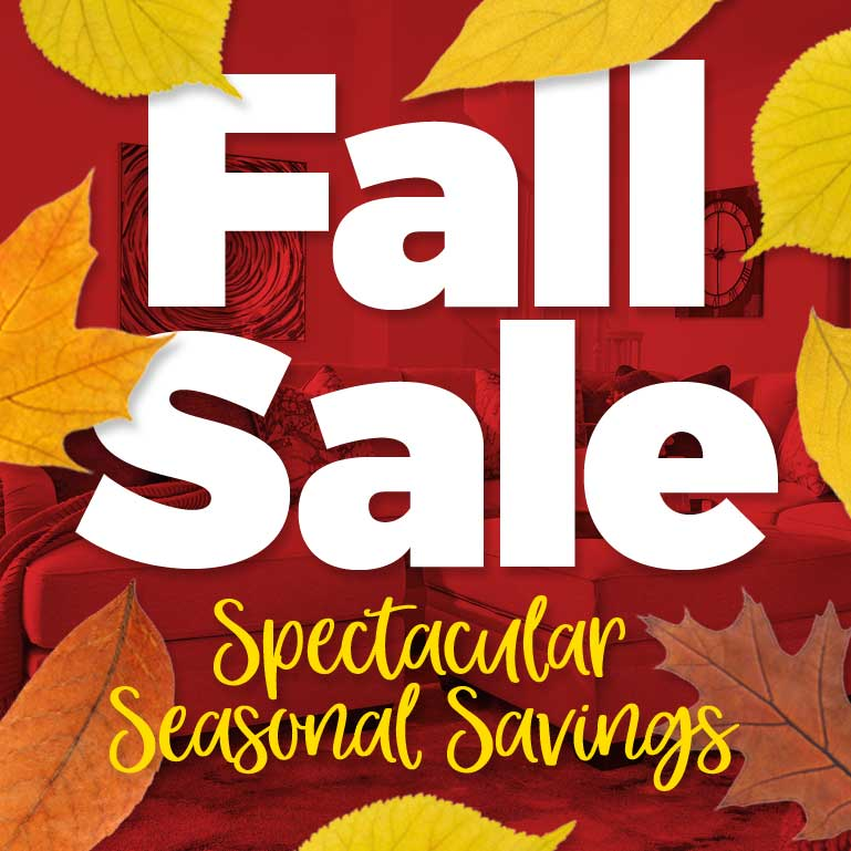 Fall Furniture Sale 2018
