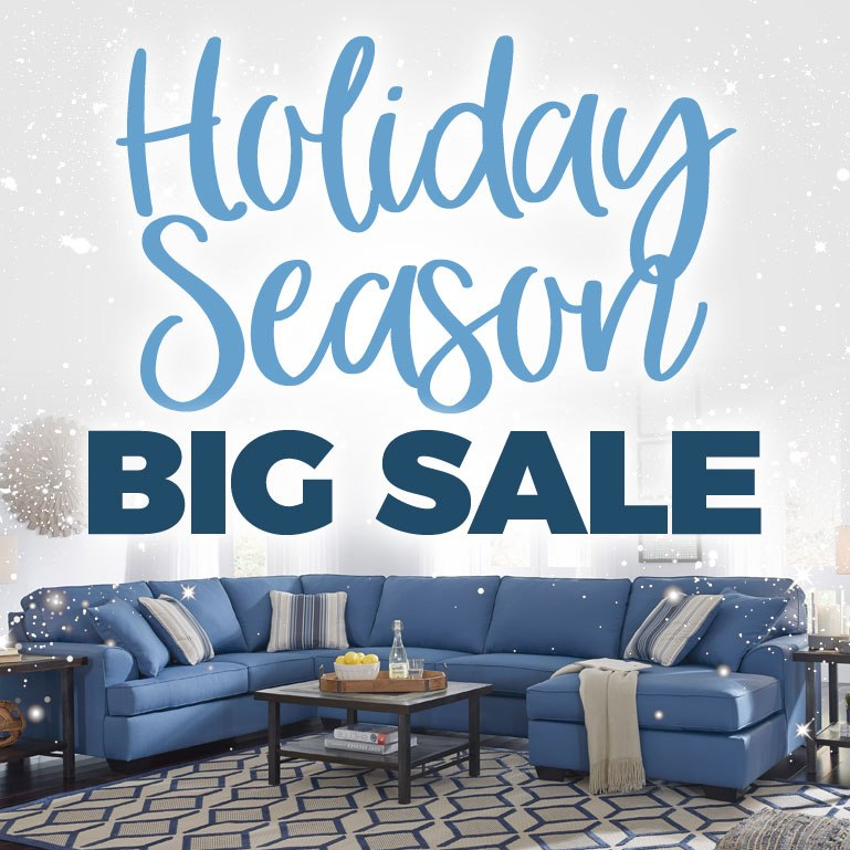 Holiday Season Furniture Sale, Savings