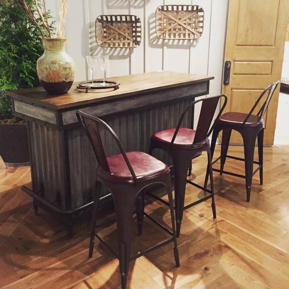 stonehill home bar set pulaski furniture 2 reviews furniture cart. Black Bedroom Furniture Sets. Home Design Ideas