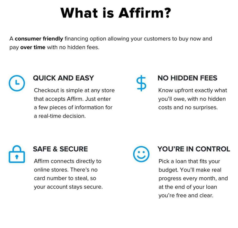 How does Affirm work?